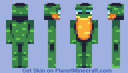 Wibbit Minecraft Skin
