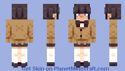 You Baka !! Minecraft Skin