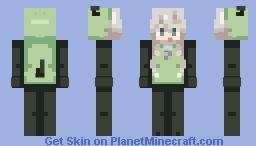 gir Minecraft Skin