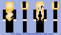 Helga G Pataki older from Hey Arnold 2020 Minecraft Skin
