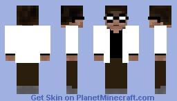 Mad father Minecraft Skin
