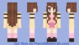 ★·.·´¯`·.·★ ʙᴜᴛ ɪᴛ's ᴊᴜsᴛ ᴜs ғᴏʀ ᴛᴏᴅᴀʏ ★·.·´¯`·.·★ Minecraft Skin