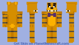 SpringBonnie Minecraft Skin