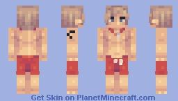 :( Minecraft Skin