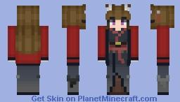 Amagi (Azur Lane) Minecraft Skin
