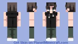 𝓒𝓪𝓻𝓵 𝓦𝓱𝓪𝓽 𝓗𝓪𝓹𝓹𝓮𝓷𝓮𝓭! Minecraft Skin