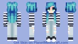 134340 - ιмαqιиє Minecraft Skin