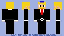 Arnold Phillip Shortman Older From Hey Arnold 2020 Minecraft Skin