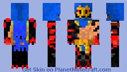 Aldous (Papercraft) Minecraft Skin