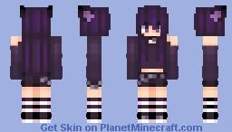 𝔸𝕗𝕥𝕖𝕣 𝕄𝕚𝕕𝕟𝕚𝕘𝕙𝕥 Minecraft Skin