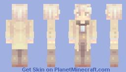 in the beginning Minecraft Skin