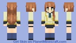 Shirley Fenette | Code Geass Minecraft Skin