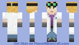 LividCoffee/Duncan (Updated!) Minecraft Skin