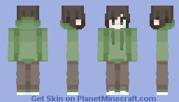 Edd Eddsworld [Remake] Minecraft Skin