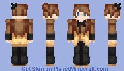 [[FNAF - Yet Newer, Yet Fancier]] Freddy Fazbear Minecraft Skin