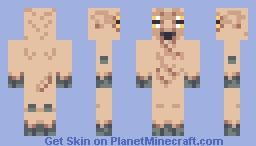 Goat Minecraft Skin