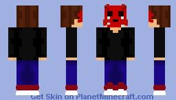 I'm Sorry - FNAF 4 Big Brother Minecraft Skin