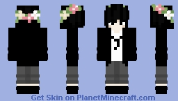 Just Be Friends (Male) Minecraft Skin