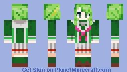 Kanna Kizuchi (Your Turn to Die) Minecraft Skin