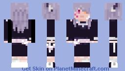 Liar Lyre Minecraft Skin