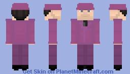 Mafioznik|Mafiozy Minecraft Skin