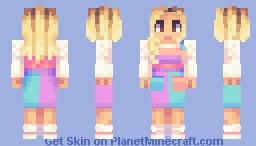 Marzia Minecraft Skin