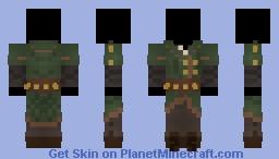↳ A Hunter (Saphriel Only) Minecraft Skin