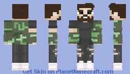 Philipp Plein Minecraft Skin