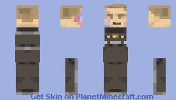 Captain Christopher Pike Minecraft Skin