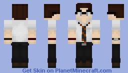 Dead by Daylight | Dwight Fairfield Minecraft Skin