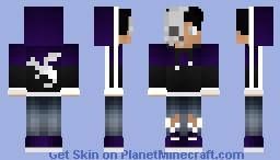 Just a random boy #2 Minecraft Skin