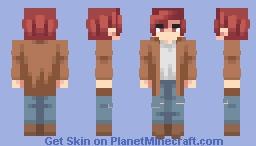 Personal Skin Minecraft Skin