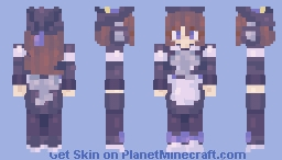 【 candlelight 】 Minecraft Skin