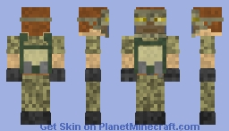 Airsoft Skin 4 InDoor Match Pack Minecraft Skin