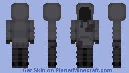 Sɪᴍᴏɴ - Cʀʏ Oғ Fᴇᴀʀ (Hᴏᴏᴅᴇᴅ) / Request Minecraft Skin