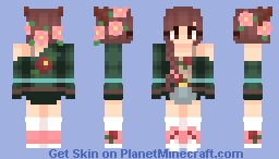 | Nobody is Home ❤ | ~* Marma *~ Old Skin Re-Done ❤ Minecraft Skin