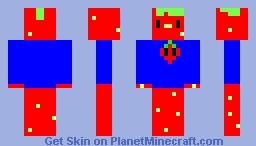 Best Fruit Minecraft Skins - Planet Minecraft