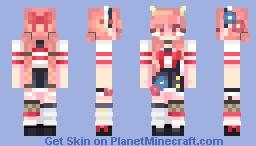 kíttєn | Marma Minecraft Skin
