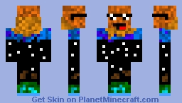 The Timeline Of The Universe Minecraft Skin