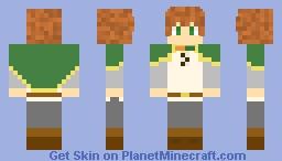 Satô Kazuma -{ Konosuba }- Minecraft Skin