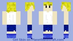 Skie the Adventurer Minecraft Skin