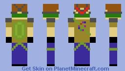 PVP Sniper Minecraft Skin