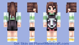 Once you've met someone you never really forget them Minecraft Skin