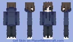 Tom Eddsworld [Remake] Minecraft Skin
