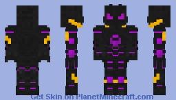 Bringer of the Void Minecraft Skin