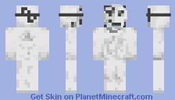 𝗪𝗢𝗝𝗔𝗞 Meme - (Crying Under Mask) Minecraft Skin