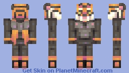 what should i name this Minecraft Skin