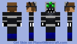Wybie Lovat Older From Coraline Movie 2020 Minecraft Skin