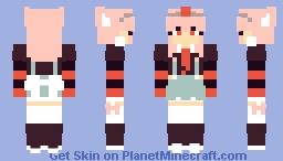 Birthday Surprise Minecraft Skin
