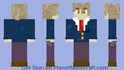 Itsuki Koizumi Minecraft Skin